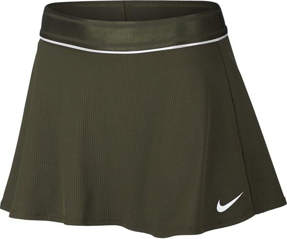 Юбка женская Nike Court Dry Flouncy  939318-395  fa18 - фото 12053