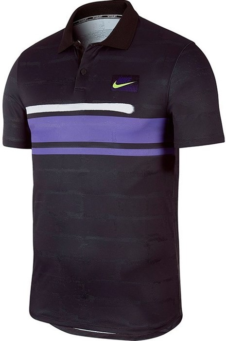 Поло мужское Nike Court Advantage New York  AT4158-045  fa19 - фото 12502
