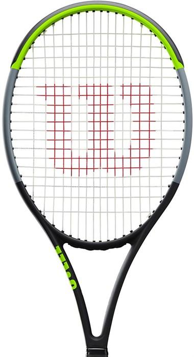 Ракетка теннисная Wilson Blade 100UL V7.0  WR014110 - фото 12524
