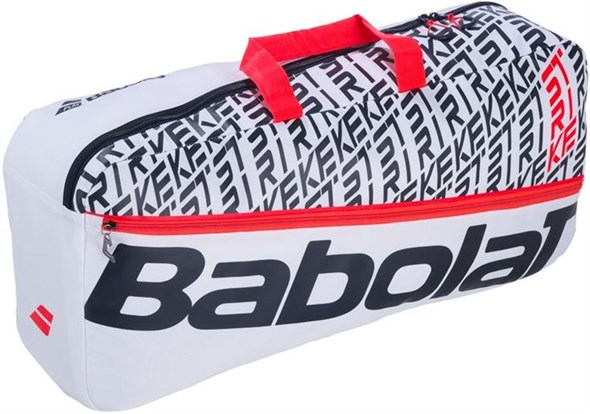 Сумка Babolat DUFFLE Pure Strike White/Black/Red  758002-149 - фото 13400