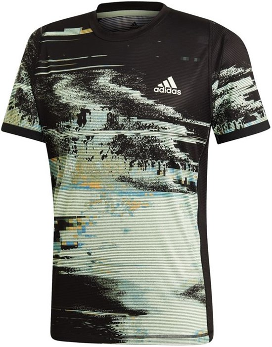 Футболка мужская Adidas NY Printed Crew  DX4322  fa19 - фото 13694