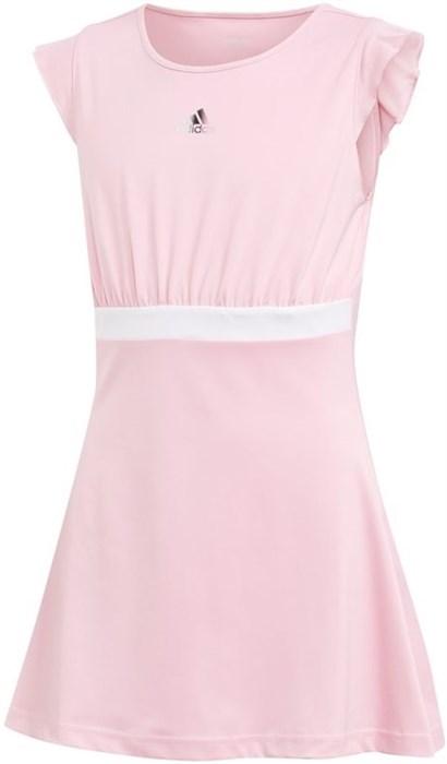 Платье для девочек Adidas Ribbon Pink  DU2483  sp19 - фото 14309
