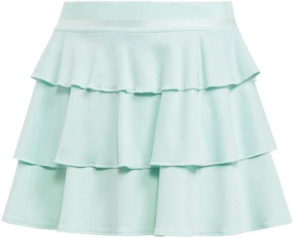 Юбка для девочек Adidas Frill Mint  DU2475  sp19 - фото 14339