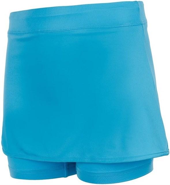 Юбка для девочек Adidas Club Light Blue/Navy  BK5878  su17 - фото 14385