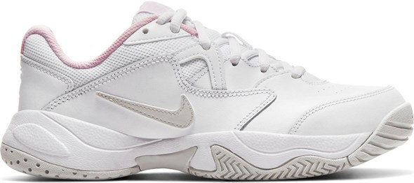 Кроссовки детские Nike Court Lite 2 White/Photon Dust/Pink Foam  CD0440-100  sp20 - фото 17276