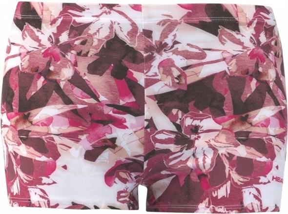 Шортики женские Head Vision Graphic Magenta/White  814338-MAWD  su17 - фото 17971
