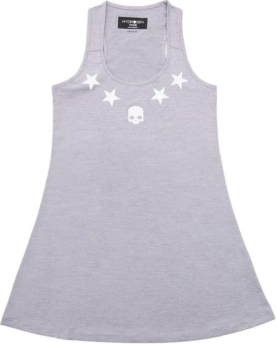 Платье женское Hydrogen Star Tech Grey Melange  T00110-015 - фото 18164