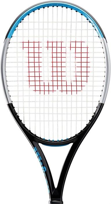 Ракетка теннисная Wilson Ultra 100UL V3.0  WR036610 - фото 19980