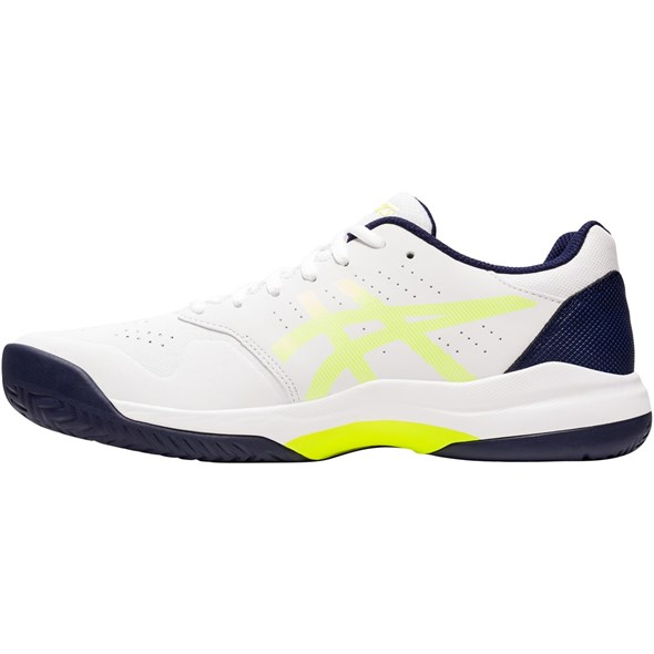 Кроссовки мужские Asics Gel-Game 7 White/Safety Yellow  1041A042-106  su20 - фото 20803