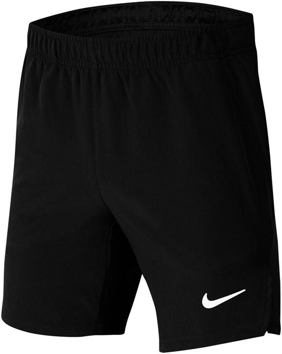 Шорты для мальчиков Nike Court Flex Ace Black  CI9409-010  sp21 - фото 23994