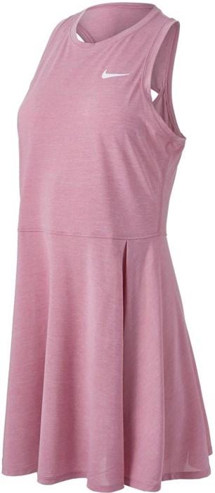 Платье женское Nike Court Advantage Elemental Pink/White  CV4692-698  sp21 - фото 24028
