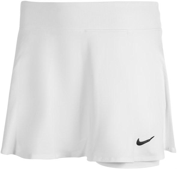 Юбка женская Nike Court Victory Flouncy White  CV4732-100  sp21 - фото 24036