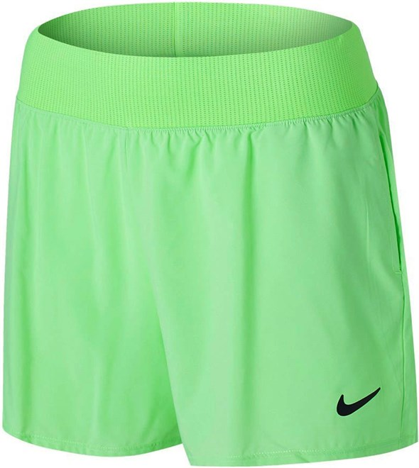 Шорты женские Nike Court Flex Victory 2 Inch Lime Glow  CV4817-345  sp21 - фото 24052