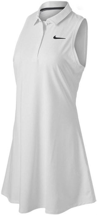 Платье женское Nike Court Victory White/Black  CV4837-100  sp21 - фото 24063