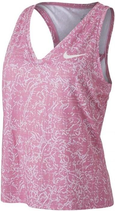 Майка женская Nike Nike Court Victory Logo Elemental Pink/White  CV4851-698  sp21 - фото 24065