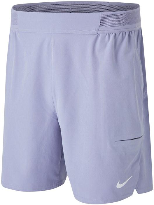 Шорты мужские Nike Court Flex Advantage 7 Inch Indigo Haze/White  CV5046-519  sp21 - фото 24071