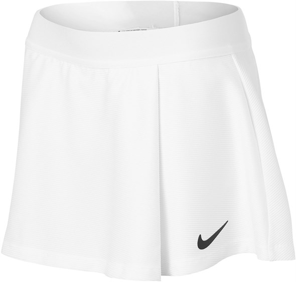 Юбка для девочек Nike Court Victory White/Black  CV7575-100  sp21 - фото 24083