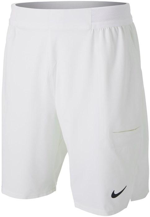 Шорты мужские Nike Court Advantage Flex 9 Inch White  CW5944-100  sp21 - фото 24096