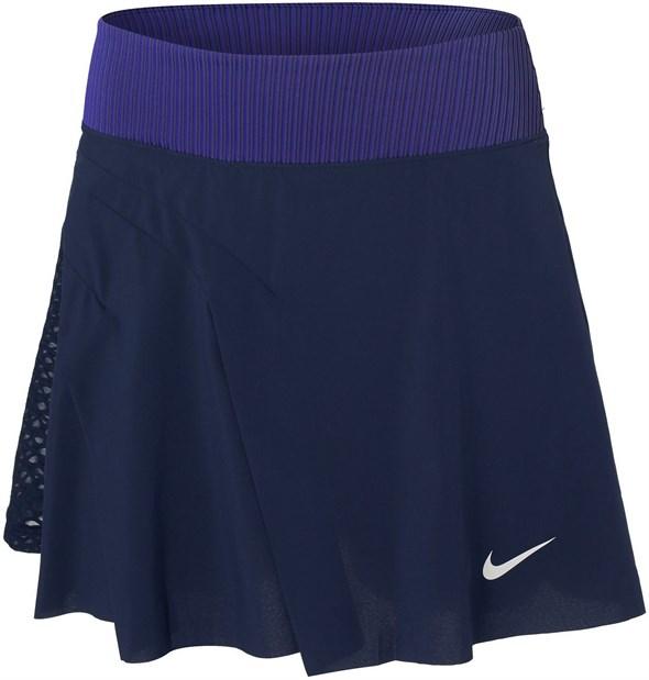 Юбка женская Nike Court Dry ADV Slam Obsidian/White  CV4861-451  sp21 - фото 24145