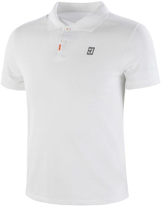 Поло мужское Nike Polo Slam White  CV7876-101  su21 - фото 24493