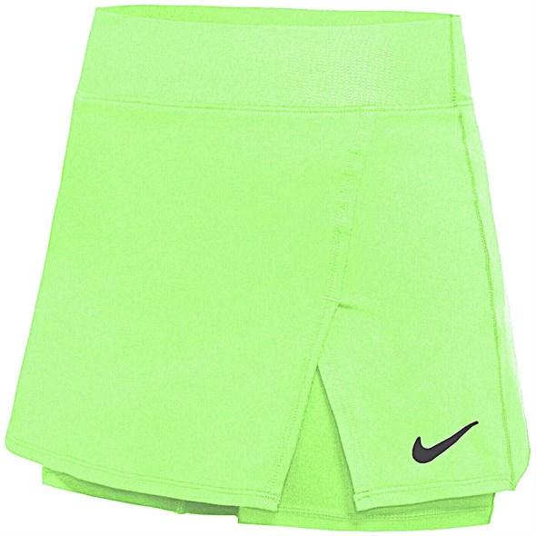 Юбка женская Nike Court Victory Lime Glow/Black  CV4729-345  sp21 - фото 24498