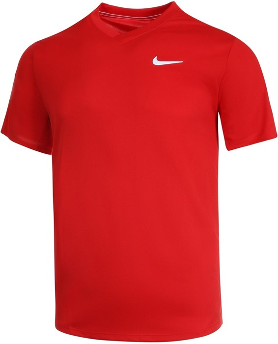 Футболка мужская Nike Court Victory University Red  CV2982-657  su21 - фото 24728
