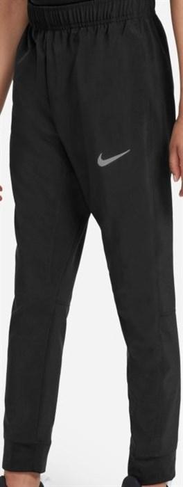 Брюки для мальчиков Nike Dri Fit Woven Black  DD8428-010  fa21 - фото 24794