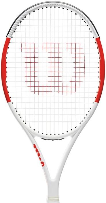 Ракетка теннисная Wilson Six.One Team 95  WRT73640 - фото 4762