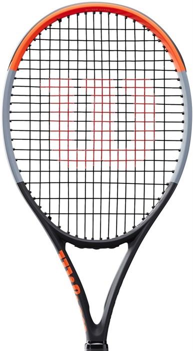 Ракетка теннисная Wilson Clash 100  WR005611 - фото 5448