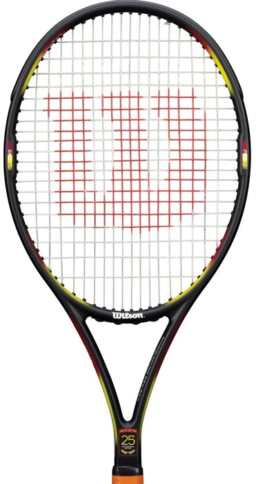 Ракетка теннисная Wilson Pro Staff 6.1 25TH Anniversary  WRT73051 - фото 5546