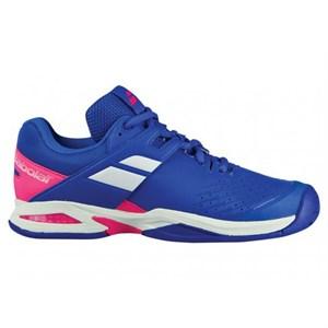 Кроссовки детские Babolat Propulse All Court Blue/Pink  33S18478-4027