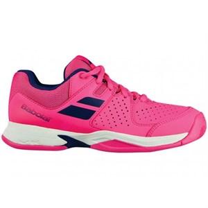 Кроссовки детские Babolat Pulsion All Court Pink/Blue  32S18482-5014