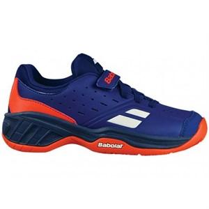 Кроссовки детские Babolat Pulsion All Court Kid Blue/Orange  32S18518-4030