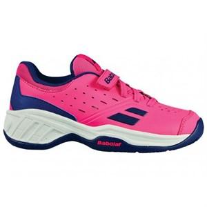 Кроссовки детские Babolat Pulsion All Court Kid Pink/Blue  32S18518-5014