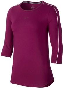 Футболка женская Nike Court 3/4 Sleeve  AQ7658-627  sp19