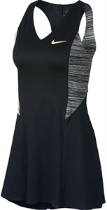 Платье женское Nike Court Maria Sharapova Black/White  AH7851-010  fa18