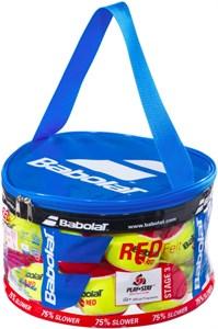 Мячи теннисные детские Babolat RED FELT X24  516005