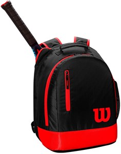 Рюкзак детский Wilson YOUTH Black/Red  WR8000001001