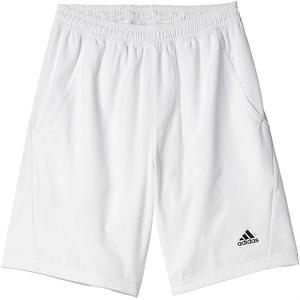Шорты для мальчиков Adidas Essex White/Black  S15870  fa16