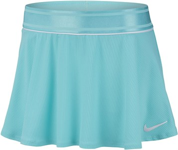 Юбка для девочек Nike Court Flouncy Light Aqua/White  AR2349-434  fa19