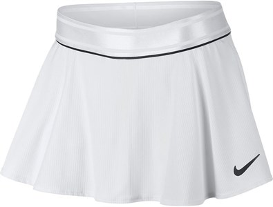 Юбка для девочек Nike Court Flouncy White/Black  AR2349-100  sp19