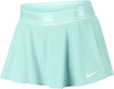 Юбка для девочек Nike Court Flouncy Aqua Green/White  AR2349-336  su19