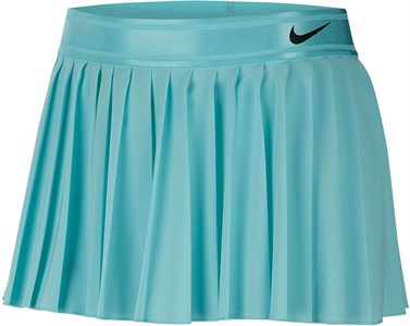 Юбка для девочек Nike Court Victory Light Aqua/Black  AQ0319-434  fa19