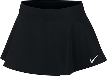 Юбка для девочек Nike Court Pure Flouncy Black  AO2952-010  su18
