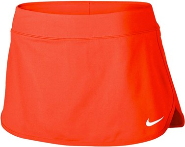 Юбка для девочек Nike Court Pure Fluo Orange/White  832333-877  sp17