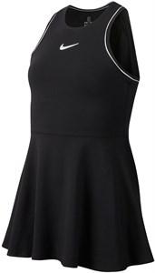 Платье для девочек Nike Court Dry Black/White  AR2502-010  fa19
