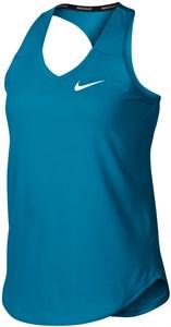 Майка для девочек Nike Court Pure Blue  AO2951-430  su18