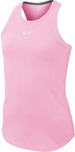 Майка для девочек Nike Court Dry Pink/White  AR2501-629  fa19