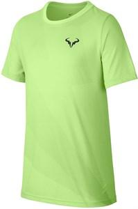 Футболка для мальчиков Nike Court Rafa Graphic  AR2384-716  su19