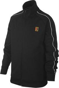 Куртка для мальчиков Nike Court Warm-Up Black/White  BV1093-010  fa19